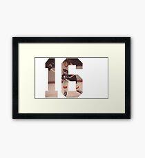 #16 - Toothless & Ruthless Framed Print