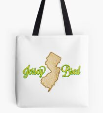 jersey bred Tote Bag