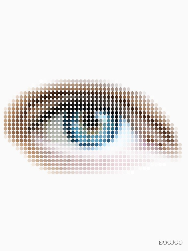 Dotted Eye by BOOJOO