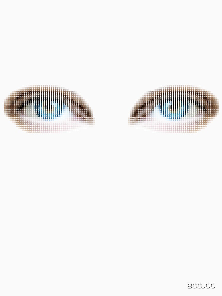 Dotted eyes by BOOJOO