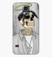 Tupac Skeleton Case/Skin for Samsung Galaxy