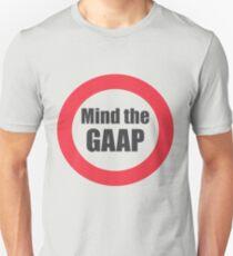 Mind the gaap funny accounting Tee Shirt T-Shirt