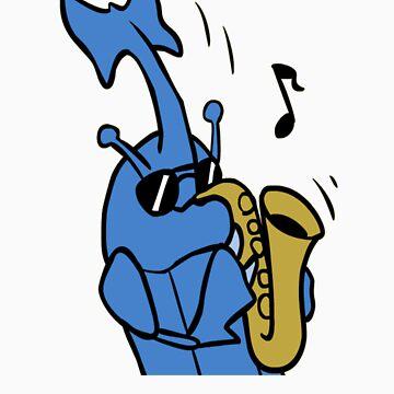 Heracross Used: Jazz by Pat-Back