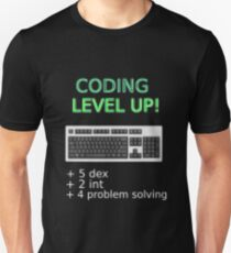 Coding LEVEL UP! T-Shirt