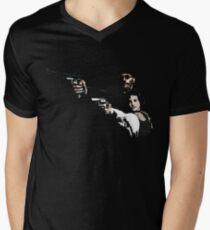 Léon The Professional Men's V-Neck T-Shirt
