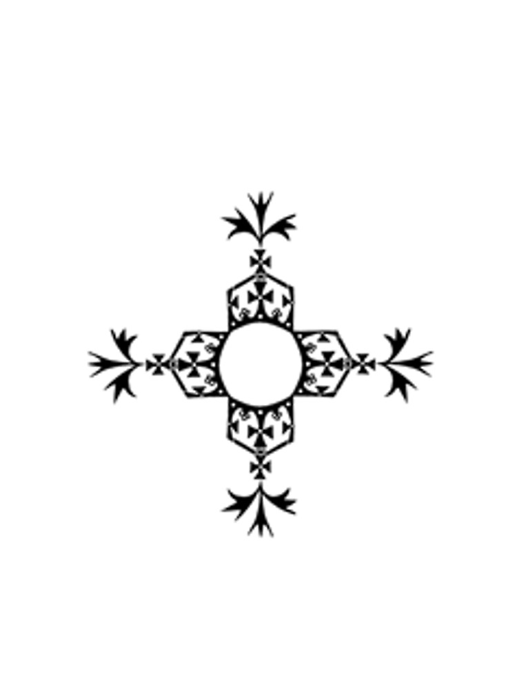 gothic cross by CheyenneLeslie Hurst