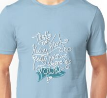 One Hoopy Frood Unisex T-Shirt
