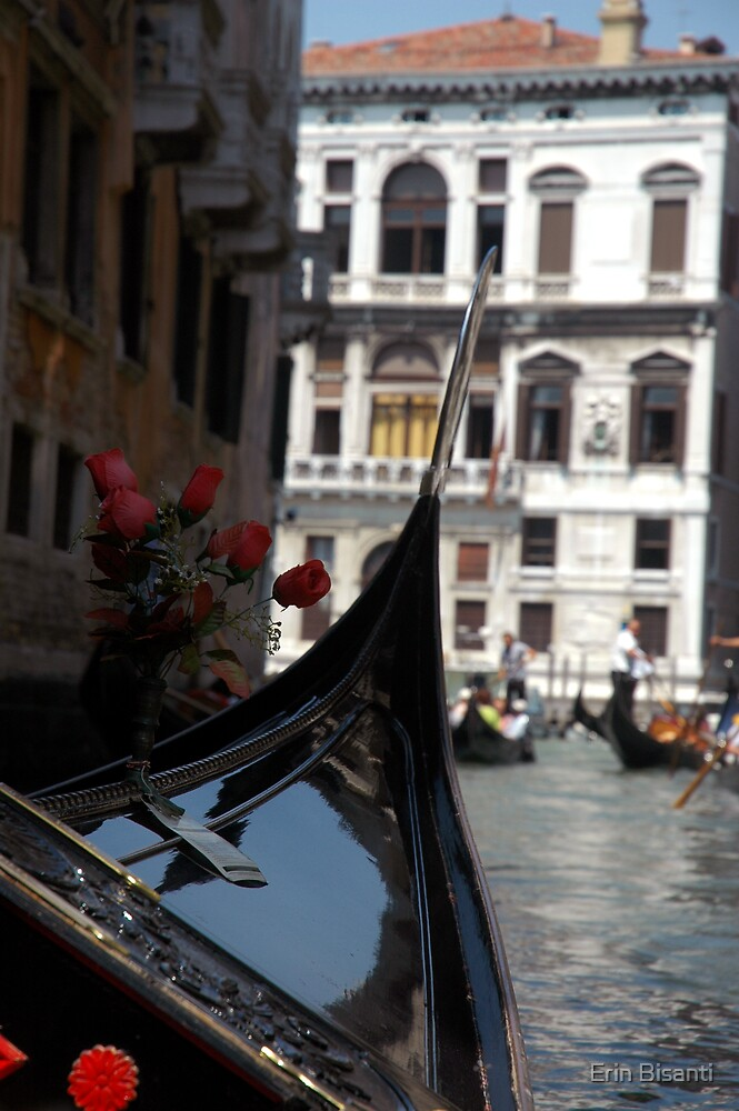 Love in Venice by Erin Bisanti