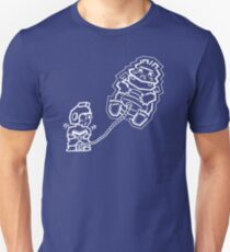 Dig Dug - Dug and Fygar Unisex T-Shirt