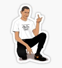 Obama FTP Sticker