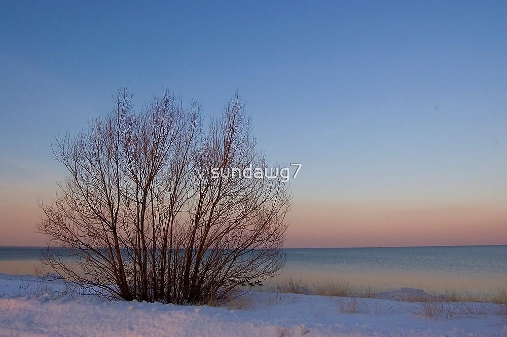 Stillness Of Dusk by sundawg7