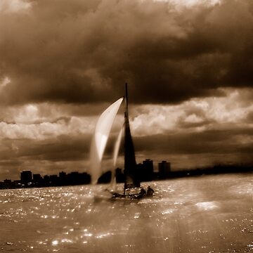 Sailing0347a by EnvisageArt