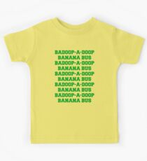 BADOOP-A-DOOP BANANA BUS Kids Clothes