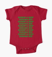 BADOOP-A-DOOP BANANA BUS Kids Clothes