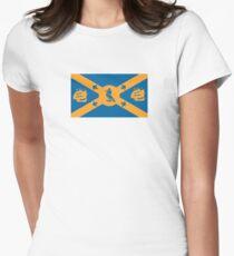 Flag of Halifax, Nova Scotia  Women's Fitted T-Shirt