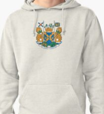 Halifax Coat of Arms  Pullover Hoodie