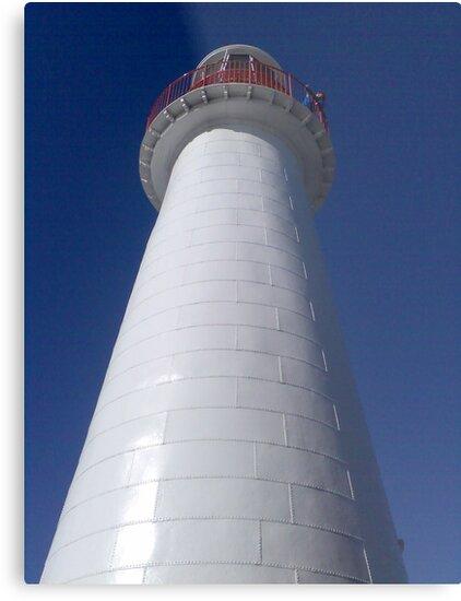 Lighthouse  by Ben de Putron