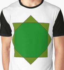 eight pointed star Graphic T-Shirt