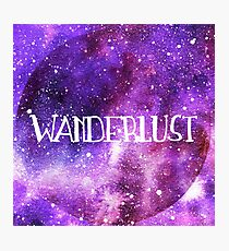 Wanderlust Galaxy Photographic Print