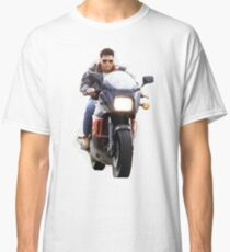Top Gun - Tom Cruise bike moto Classic T-Shirt