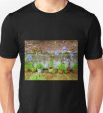 Pretty Pots All In A Row T-Shirt