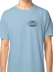 Save Shay Mountain Protest Shirt Front Classic T-Shirt