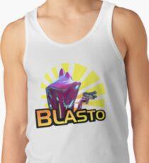 Mass Effect - BLASTO  Men's Tank Top