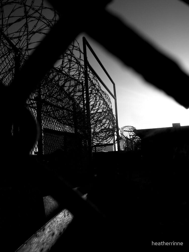 Prison by heatherrinne
