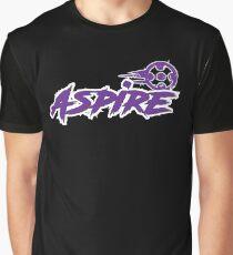 Launceston Aspire Paintball Team (Dark) Graphic T-Shirt