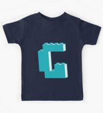 THE LETTER G, by Customize My Minifig Kids Clothes