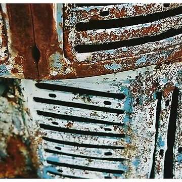 Chev Rust  by EnvisageArt