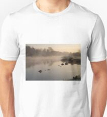 misty river Unisex T-Shirt