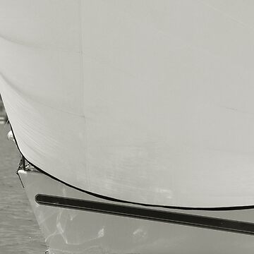 Classic Sailng by EnvisageArt