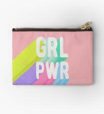 GRL PWR x Pink Studio Pouch
