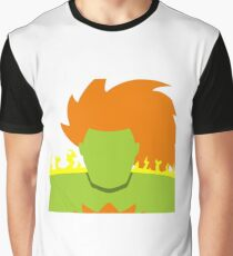 Blanka Vector Graphic T-Shirt