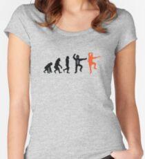 Francesco Gabbani - Occidentali's Karma [2017, Italy][Evolution] Women's Fitted Scoop T-Shirt