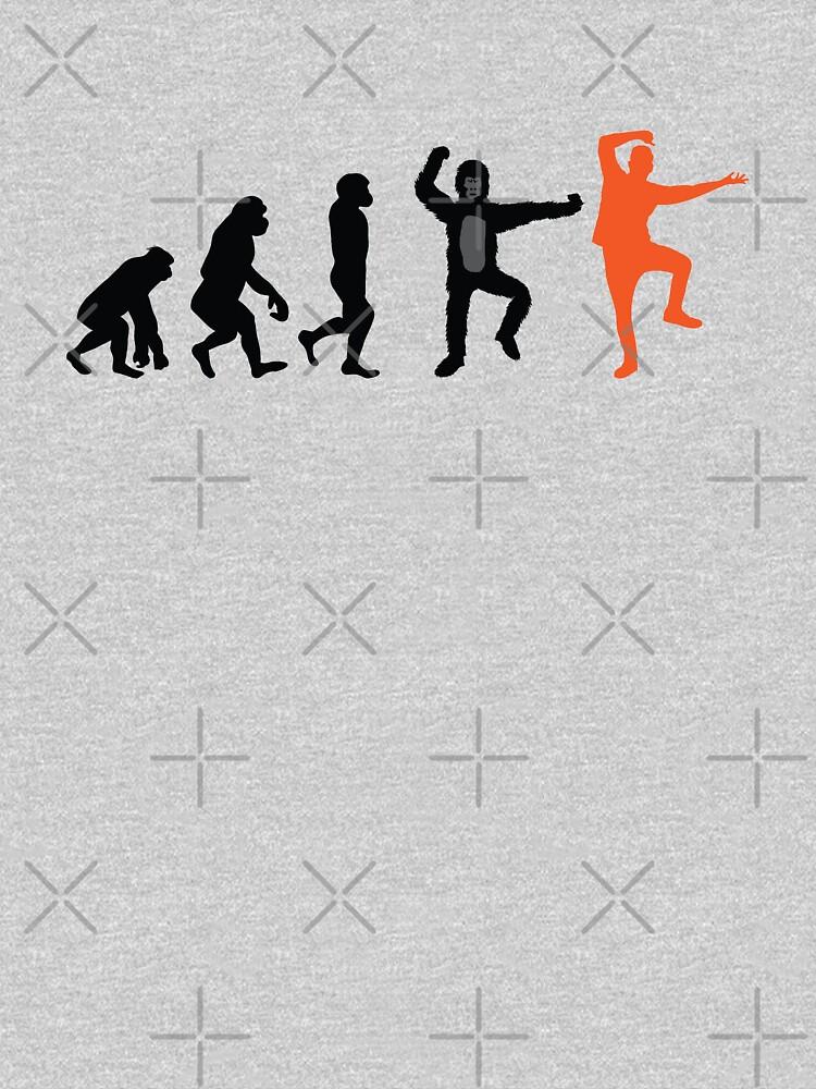 Francesco Gabbani - Occidentali's Karma [2017, Italy][Evolution] by lazarusheart