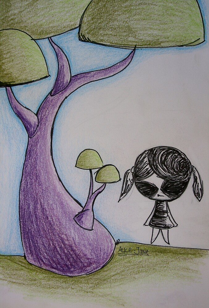 Alice-Jane by Leesa Habener