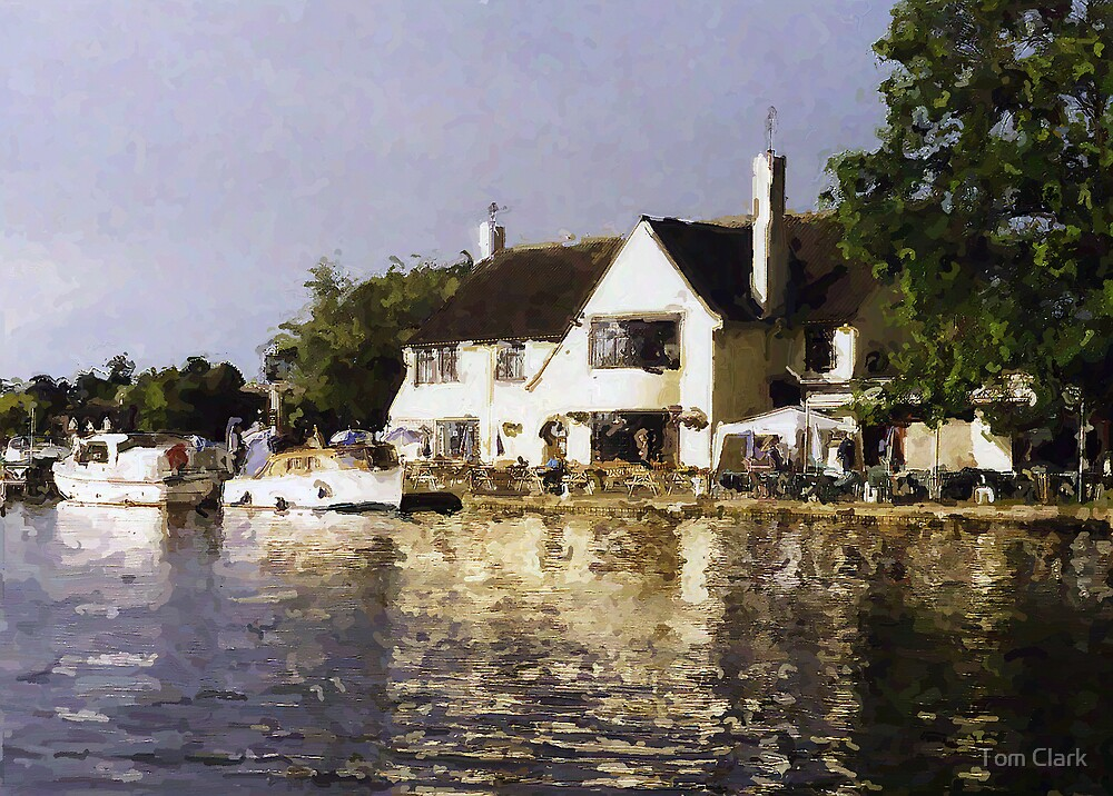 The Ferry Inn by Tom Clark