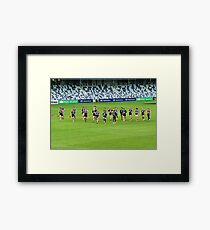 The 2007  Premiers in Practice !!!!! Framed Print