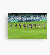 The 2007  Premiers in Practice !!!!! Canvas Print
