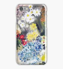 Bundle of Colourful Flowers iPhone Case/Skin