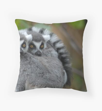 Power in Numbers Throw Pillow