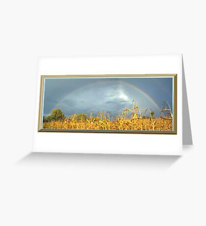 FULL RAINBOW Greeting Card