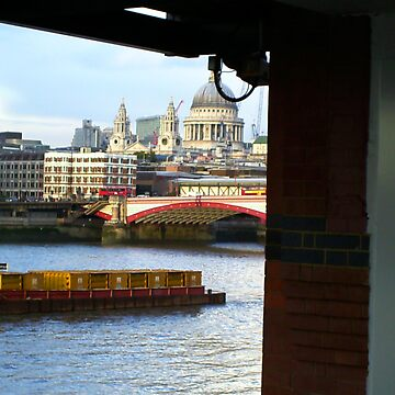 Across The River Thames by Joanna16