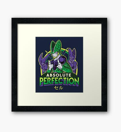 Absolute Perfection Framed Print