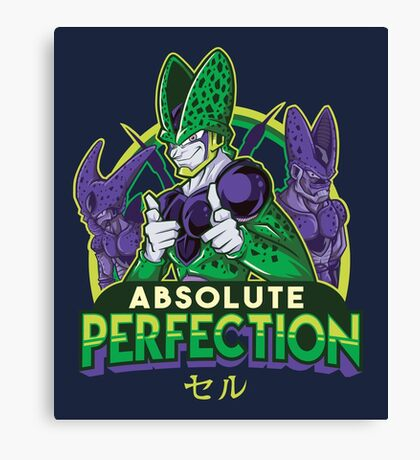 Absolute Perfection Canvas Print