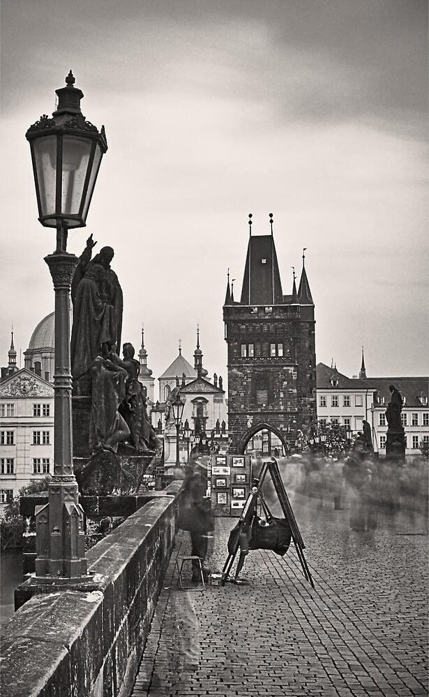 Prague XII by Michael Mancini