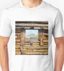 Picture Window #1 Unisex T-Shirt