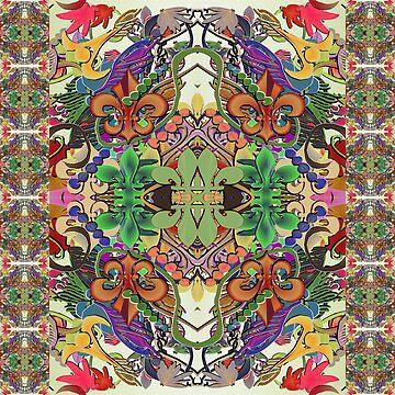 Design Fleur Series II A by dmelfi